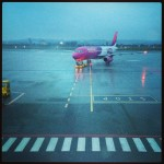 Na lotnisku: przygotowania do startu wizzair